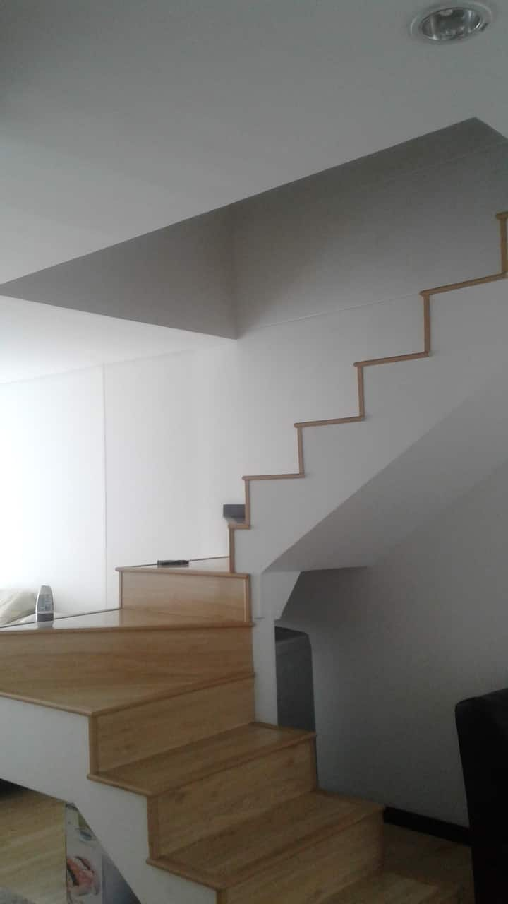 Clandestino loft