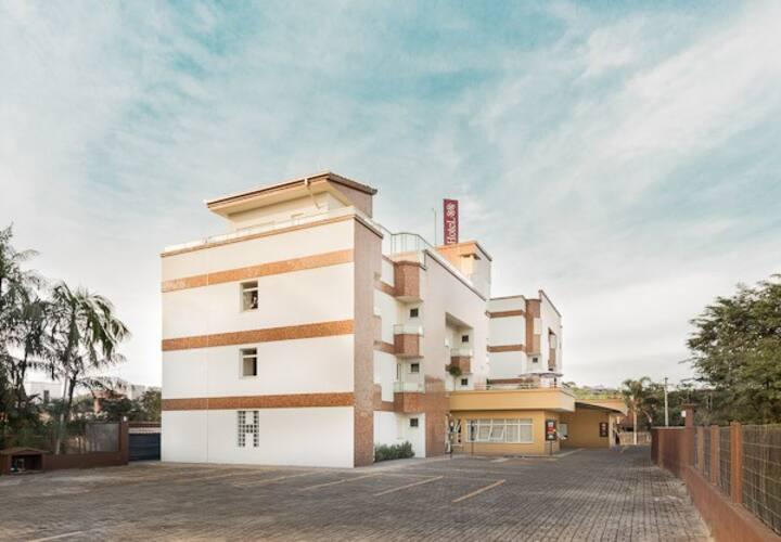 Hotel Dois H - Quarto Duplo Deluxe