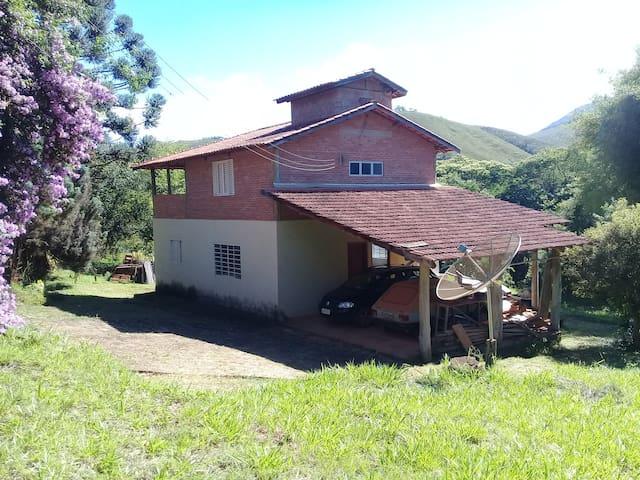 Sitio na área rural de Aiuruoca