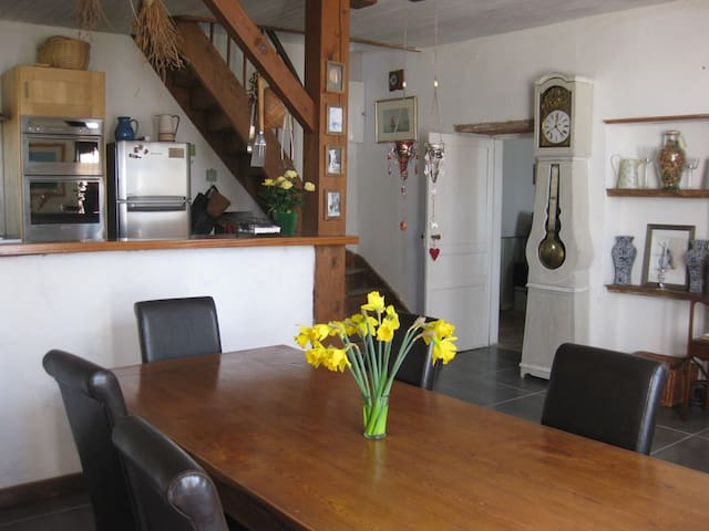 Rural property close to beaches/culture/vineyards - Chenac-Saint-Seurin-d'Uzet - Casa