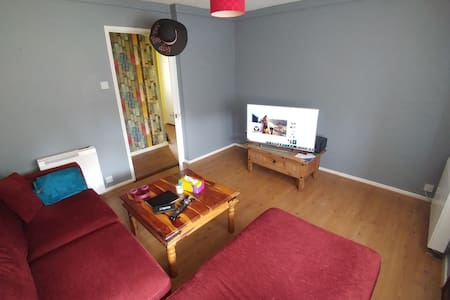 Clean and tidy room in apartment #1