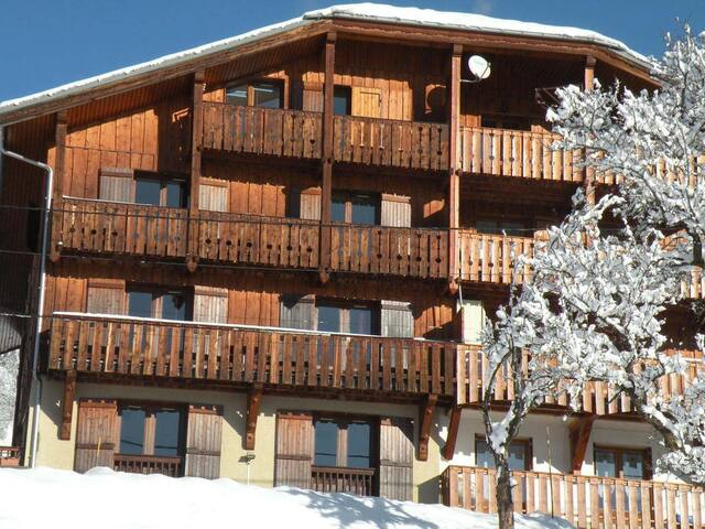 Appartement familial (6 lits) - Secteur 3 vallées