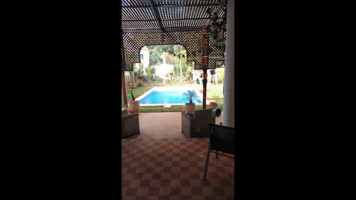 Villa de luxe saidia
