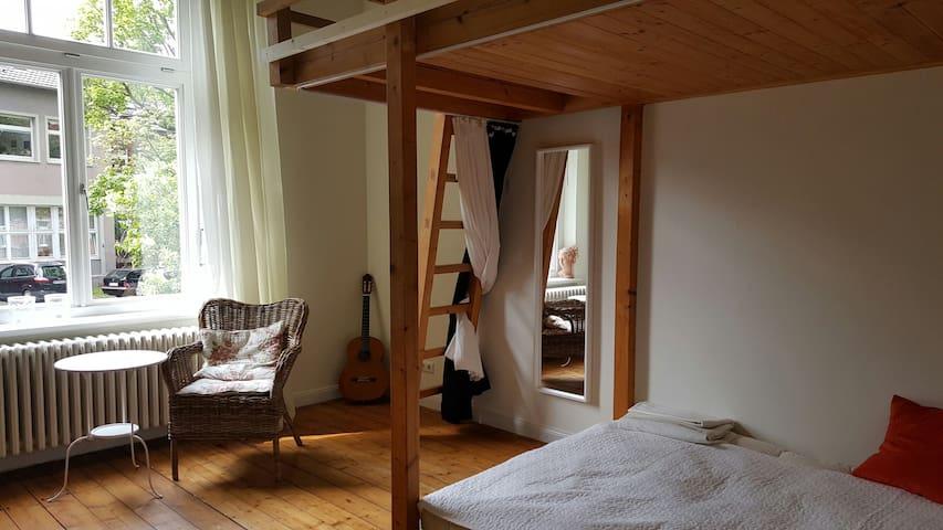 Altbauzimmer in absoluterTop Lage von Göttingen