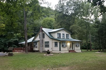 River Rock Retreat in Raystown Country