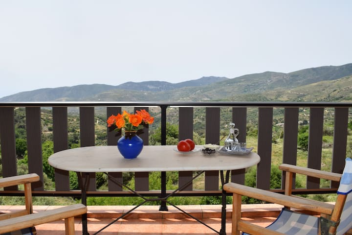 40m2 studio in the heart of Cretan nature