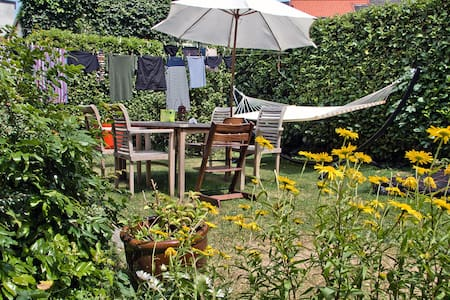 NEW Tophouse Gent (>20p) with garden/bbq/fireplace - Gent