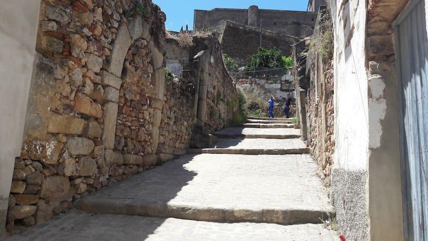 LA CASA RÚSTICA - Castillo de Luna
