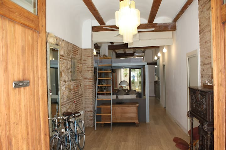 Loft Torres Quart-Valencia Centre
