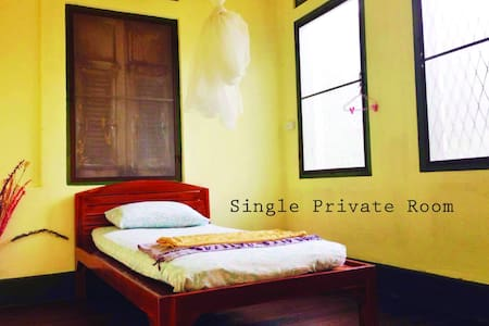 A DAY IN A LIFE SINGLE PRIVATE ROOM - Bangkok
