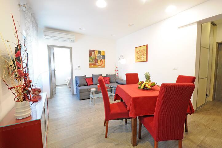 Apartment Ancora, 150 m from the sea
