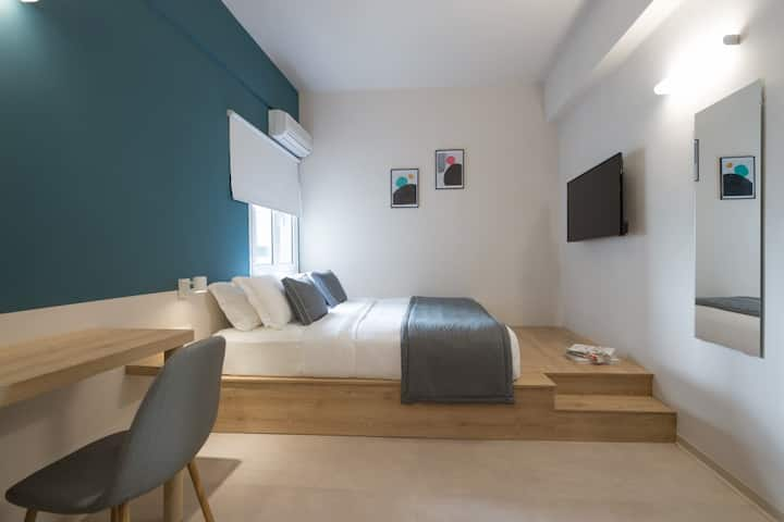 Lifestyle Double Room - The Convo 336