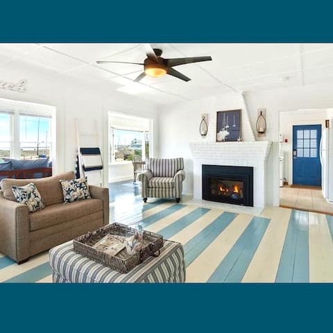 *BEACHFRONT* Rye Angel Cottage Family + Relaxation