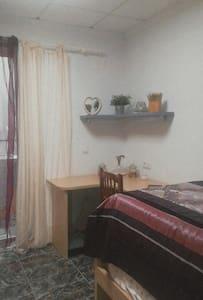 Acogedora habitación en Teulada