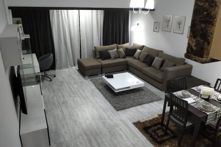 Furnished Duplex in PORTO NEW CAIRO near AUC