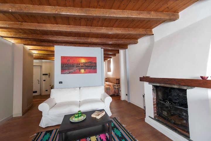 PaLo - Apartment at 5 min. walk to Città Alta