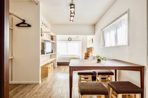 麻布十番901 · Azabu-Juban/Portable WIFI/Weekly stay/A9
