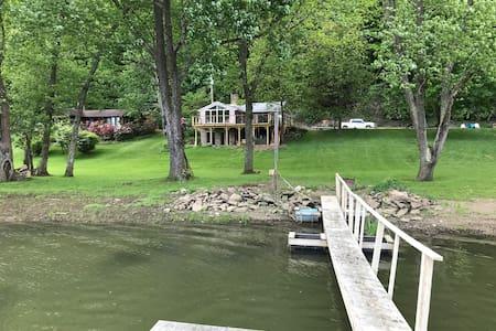 Allegheny Riverfront Cottage - Bring a Boat!