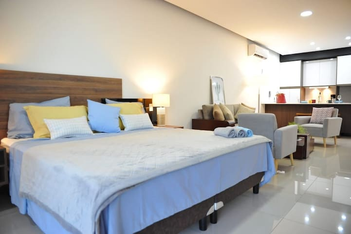 Cosy and Luxury Loft Equipetrol Best Area SC