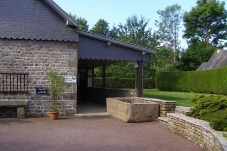 Gîte de charme, 2 étoiles à Villedieu Les Poêles - Villedieu-les-Poêles - 휴가용 별장