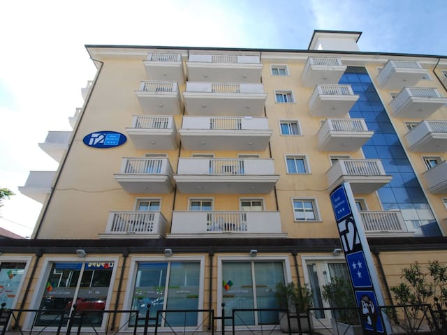 1-room apartment 28 m² for 2 persons