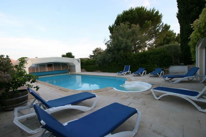 Appart climatisé tout confort pour 2 à 4 hôtes - Villetelle - Apartment