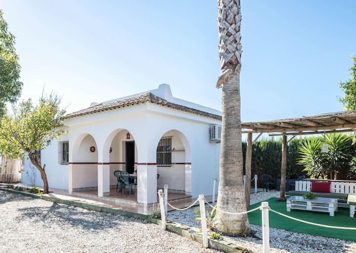 Fantastisches Ferienhaus Casa Oliva mit Gemeinschaftspool, Garten und Terrasse; Parkplätze vorhanden, Haustiere erlaubt