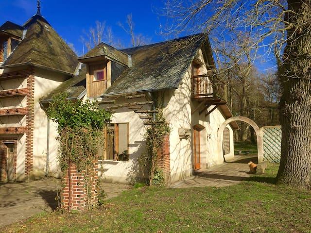 Maison GEORGE BRASSENS - Raizeux - Hus