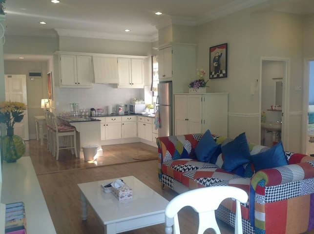 Beautiful zane Cottage House - jalan jati 2  - บ้าน