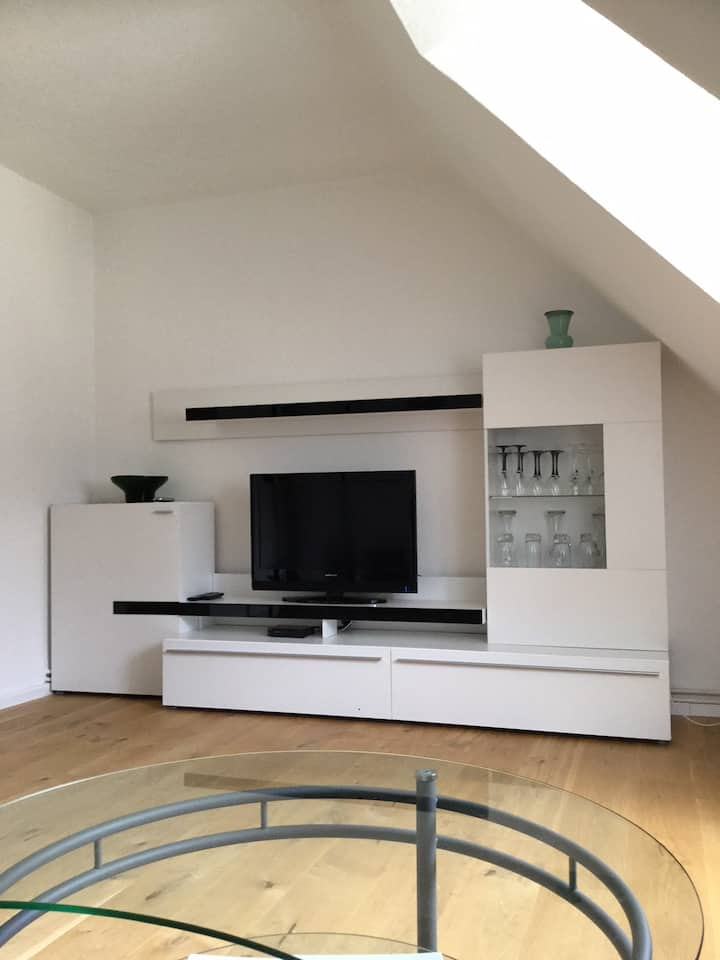 Apartment 3 Rooms 57qm WLAN (nearly Klinikum Uni)
