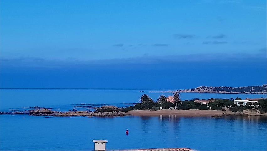 Tizzano, Corse Joli haut de Villa de 70m2 vue mer
