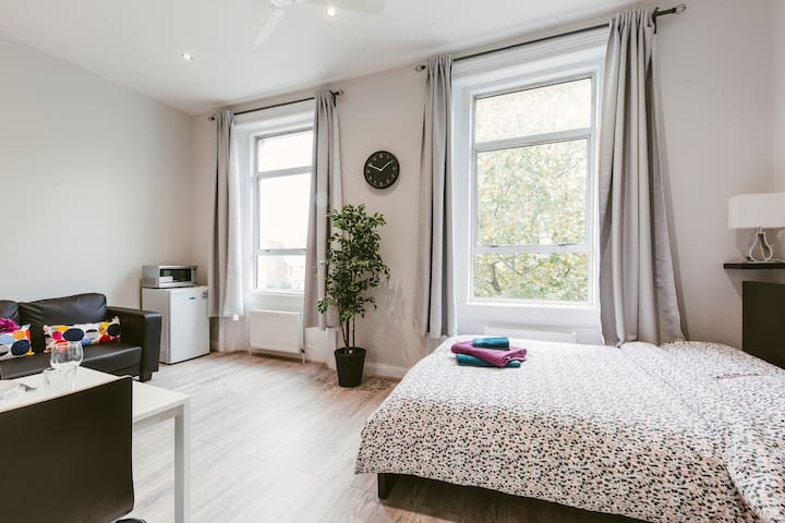 Clear and Cozy Studio Flat in Ladbroke Grove