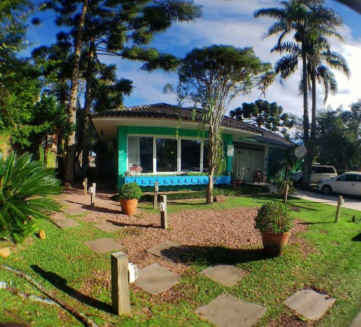 Camping 2 Centro Canela