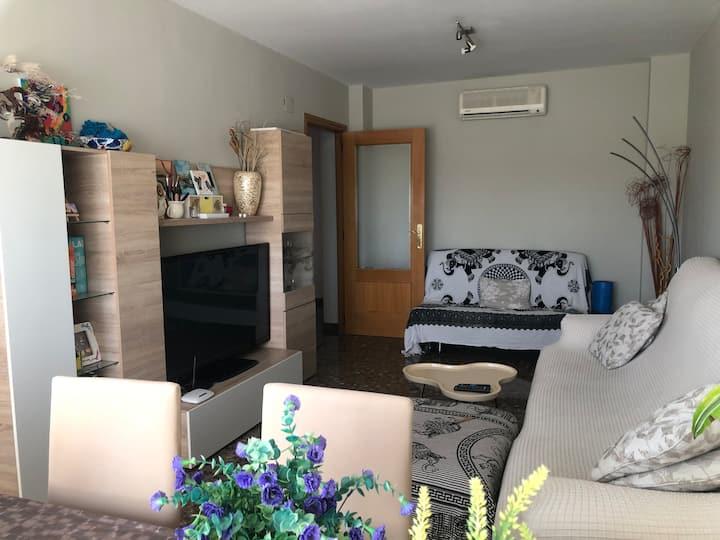 Precioso apartamento a 10 minutos de la playa