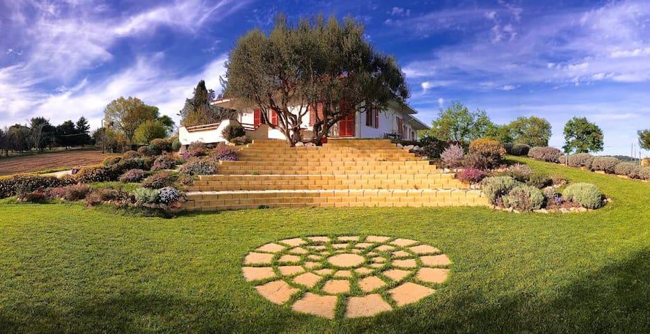 Villa del Maestro Serenelli