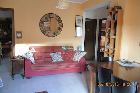 Accogliente e tranquillo appartamento con giardino - Collettara - Appartement