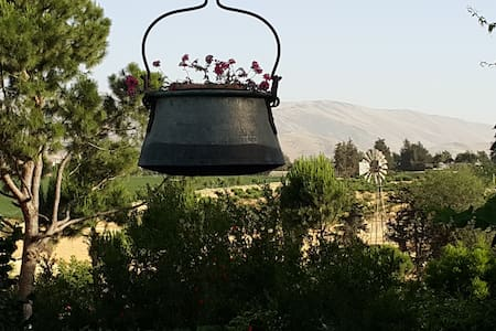 Authentic Charming Bekaa Farm House - Zahlé