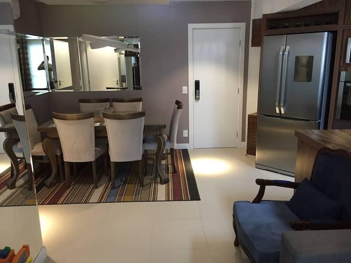 Lindo apartamento Soleil