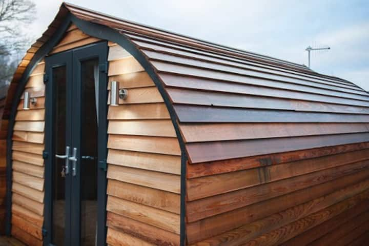 An Dún - A Luxury Glamping Pod  in Spean Bridge