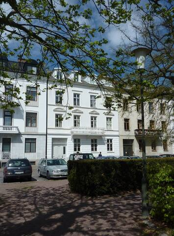 Spacious apartment in a great location! - Malmö - Byt