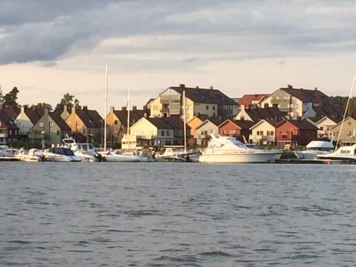 Brandholmen Nyköping