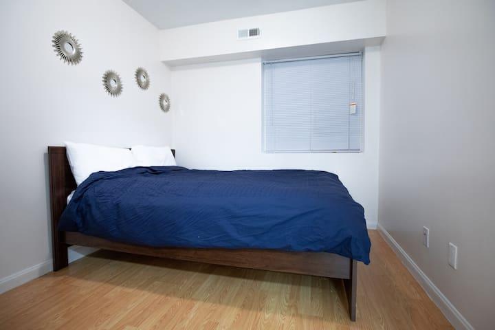2 Bedrooms 1 Bath (3 Queens) Private Entrance !