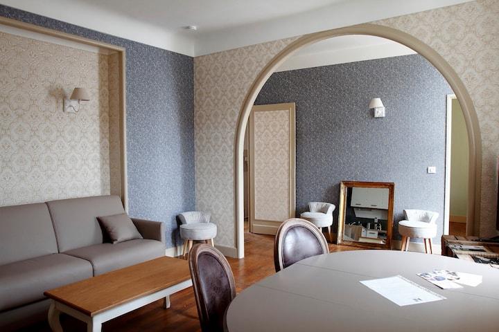 Suite familiale 4/6p  Appart'Hôtel Saint-Georges