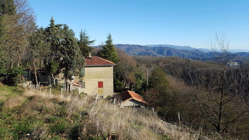 b&b Bocca d'Orso...tra Cielo e Mare - Altare - House