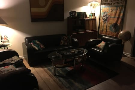 1 bdr place with a pool - Columbus - Appartement