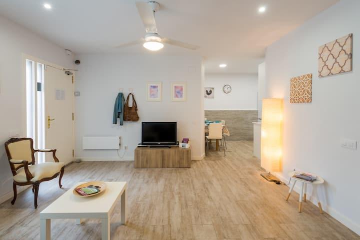 Apartment for 4 people in Premià de Mar