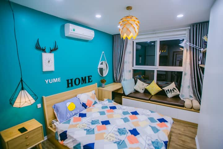 Yume Home - Sea view apt with comfortable space