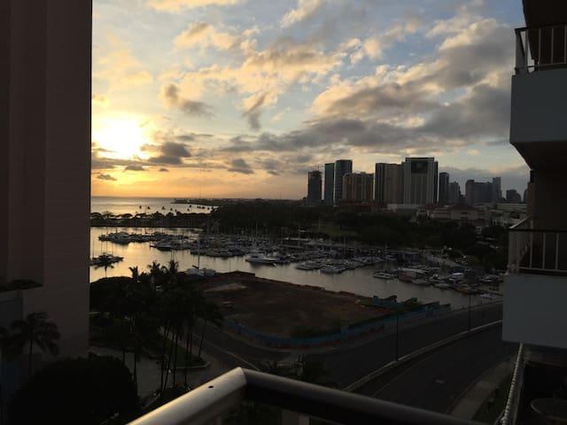 Waikiki condo in perfect location