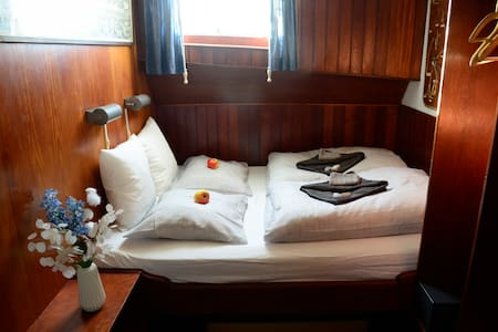 LIBERTÉ DOUBLE BED AMSTERDAM - Boot