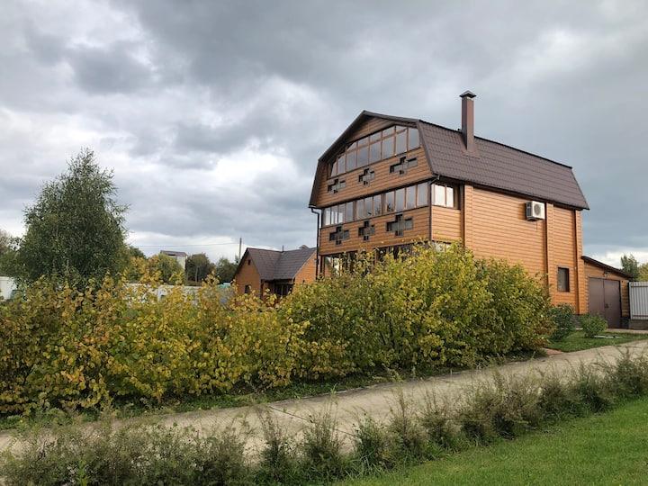 Дом с прекрасным видом д Криушкино